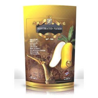 Premium soft low sugar dehydrated Mango