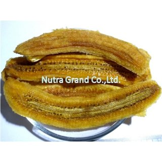 Dehydrated Banana Slice (no sugar added) Item no: SFBAS1