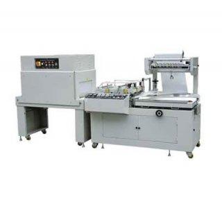 เครื่องห่อฟิล์มและตัดฟิล์มอัตโนมัติ QL5545-1/BS-D4525