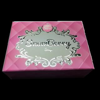 กล่องสบู่ Snowberry ปั้มเคเงิน