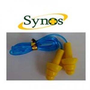 ปลั๊กอุดหูลดเสียง Ear Plug ยี่ห้อ Synos