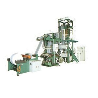 HDPE High Speed Inflation Machine VN-HH+LS2-Series
