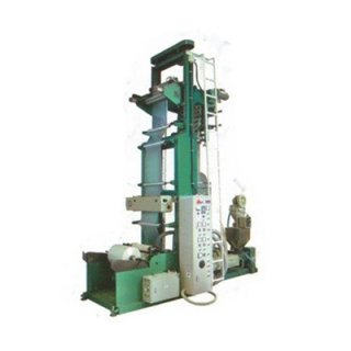LD/LLDPE Mini Type Inflation Machine VN-LM-Series