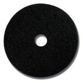 แผ่นขัดพื้น 3M สีดำ