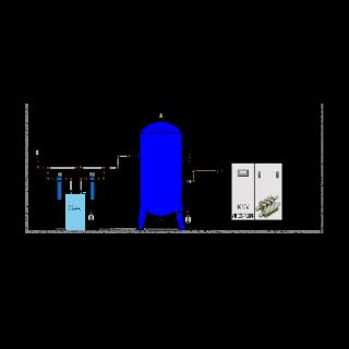 รับเดินท่อระบบลมภายในอาคาร