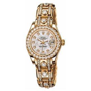 รับซื้อนาฬิกา ROLEX LADY-DATEJUST PEARLMASTER