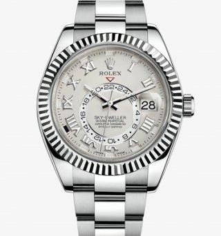 รับซื้อนาฬิกา ROLEX SKY-DWELLER