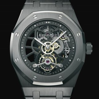 รับซื้อนาฬิกา AUDEMARS PIGUET OPENWORKED EXTRA-THIN ROYAL OAK