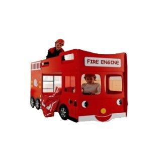 เตียงรถ Fire Engine 2 ชั้น