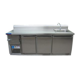 Counter with Sink