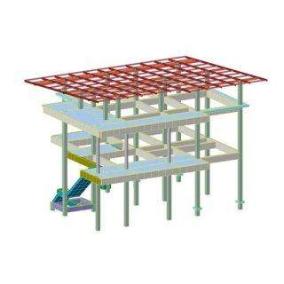 รับออกแบบโครงสร้างอาคาร