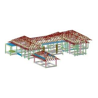 รับออกแบบคำนวณโครงสร้างอาคาร