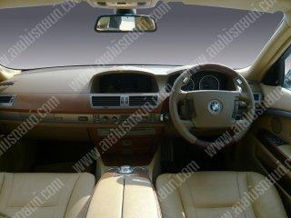 ลายไม้แท้ BMW 730LI