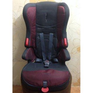 Booster Seat เทาแดง