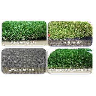 หญ้าเทียม G5 เกรด A ความสูง 2.5 cm.