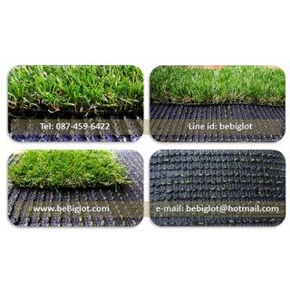 หญ้าเทียม G6 เกรด A ความสูง 3 cm