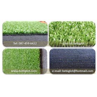 หญ้าเทียม G11 ขนสั้น ความสูง 1.5 cm.
