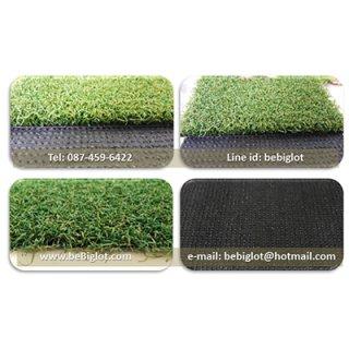 หญ้าเทียมกรีนพัตต์ ความสูง 1 cm.