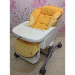 ไฮแชร์ Aprica ผ้าสีเหลือง