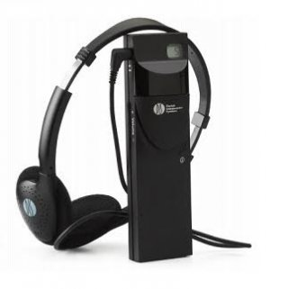 หูฟังแปลภาษา แบบดิจิตอลอินฟราเรด DR 6032