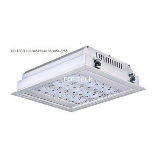 โคมสปอร์ตไลท์ LED Canopy - ใช้ Philips Luxion chip