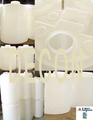 ถังน้ำพลาสติก PE ตั้งพื้น ขนาด100 ลิตร