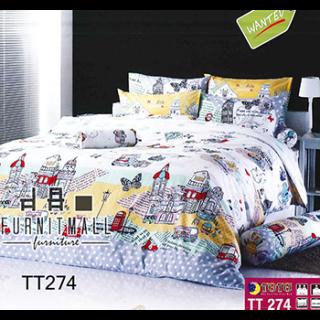 ชุดผ้าปูที่นอน TOTO รุ่น TT274