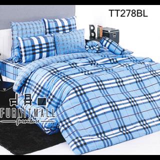 ชุดผ้าปูที่นอน TOTO รุ่น TT278BL