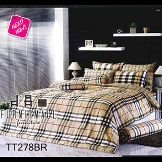 ชุดผ้าปูที่นอน TOTO รุ่น TT278BR