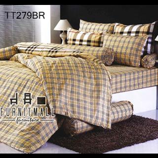ชุดผ้าปูที่นอน TOTO รุ่น TT279BR