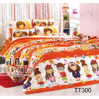ชุดผ้าปูที่นอน TOTO รุ่น TT300