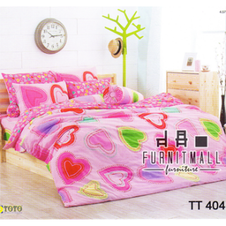 ชุดผ้าปูที่นอน TOTO รุ่น TT404