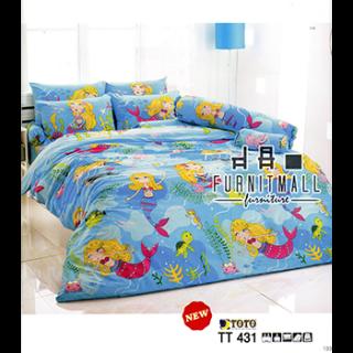 ชุดผ้าปูที่นอน TOTO รุ่น TT431