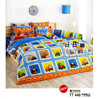 ชุดผ้าปูที่นอน TOTO รุ่น TT448