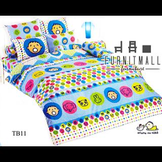 ชุดผ้าปูที่นอน TOTO ลายการ์ตูนรุ่น TB11
