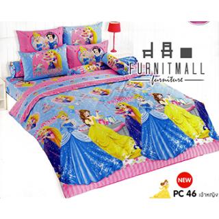 ชุดผ้าปูที่นอน TOTO ลายการ์ตูนรุ่น PC46