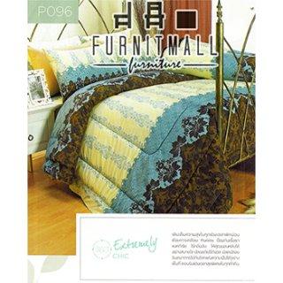 ชุดผ้าปูที่นอน SATIN รุ่น P096