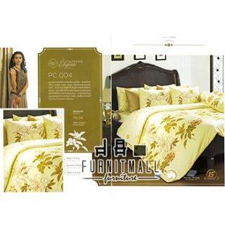 ชุดผ้าปูที่นอน SATIN รุ่น PC004