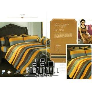 ชุดผ้าปูที่นอน SATIN รุ่น PC007