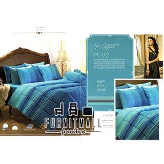 ชุดผ้าปูที่นอน SATIN รุ่น PC012
