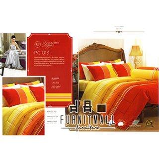 ชุดผ้าปูที่นอน SATIN รุ่น PC013