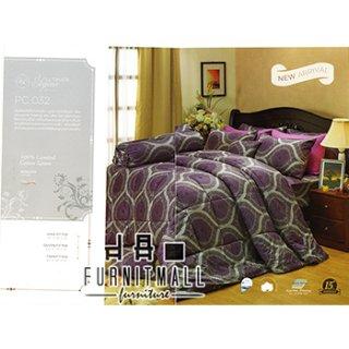 ชุดผ้าปูที่นอน SATIN รุ่น PC032
