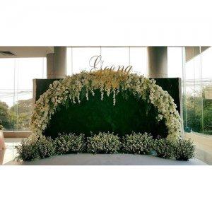 รับจัดดอกไม้งานแต่งงานราคาถูก