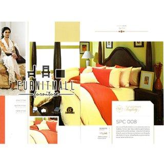 ชุดผ้าปูที่นอน SATIN รุ่น SPC008