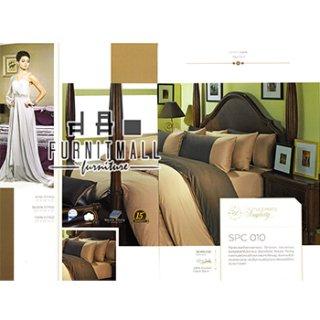 ชุดผ้าปูที่นอน SATIN รุ่น SPC010