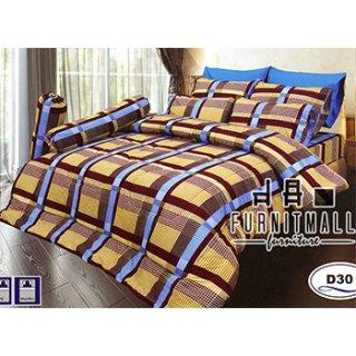 ชุดผ้าปูที่นอน SATIN ลายการ์ตูน รุ่น D30