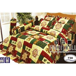 ชุดผ้าปูที่นอน SATIN รุ่น 730