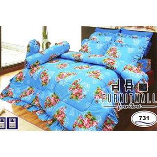 ชุดผ้าปูที่นอน SATIN รุ่น 731