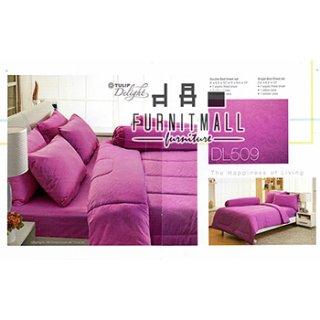 ชุดผ้าปูที่นอน TULIP รุ่น DL509