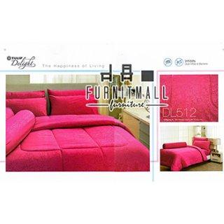 ชุดผ้าปูที่นอน TULIP รุ่น DL512